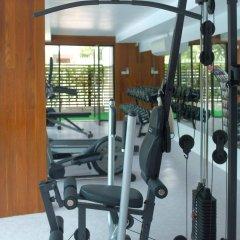 Отель Thonglor 21 Residence By Bliston Бангкок фитнесс-зал