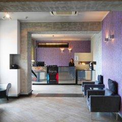 Отель Floris Hotel Ustel Midi Бельгия, Брюссель - - забронировать отель Floris Hotel Ustel Midi, цены и фото номеров интерьер отеля