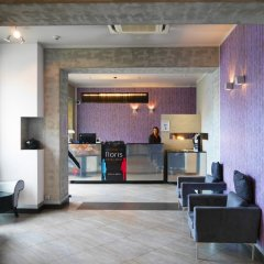 Floris Hotel Ustel Midi интерьер отеля