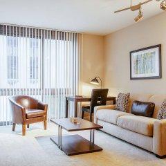 Отель Bridgestreet at Newseum Residences США, Вашингтон - отзывы, цены и фото номеров - забронировать отель Bridgestreet at Newseum Residences онлайн комната для гостей