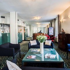 Отель Best Western Hôtel Mercedes Arc de Triomphe интерьер отеля фото 2