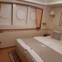 Отель OnRiver Hotels - MS Cezanne Будапешт комната для гостей фото 2