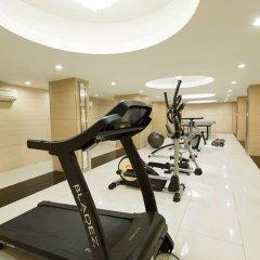 Golden Dragon Suvarnabhumi Hotel фитнесс-зал
