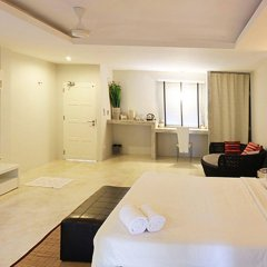 Отель Surintra Boutique Resort комната для гостей фото 4