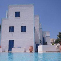 Hotel Kalisperis бассейн фото 3