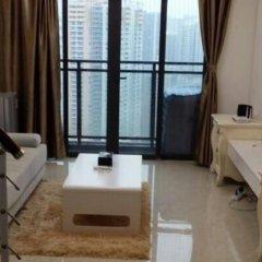Апартаменты Reeger Business Apartment Shenzhen комната для гостей фото 3