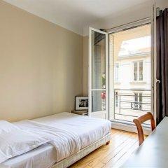 Отель Secluded in the Heart of the 16th Париж комната для гостей фото 2