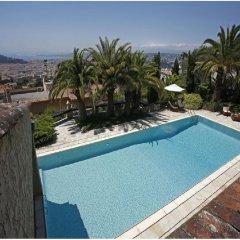 Отель Villa Loucisa Франция, Ницца - отзывы, цены и фото номеров - забронировать отель Villa Loucisa онлайн бассейн фото 2