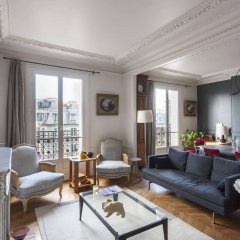 Отель onefinestay - Montmartre-South Pigalle private homes комната для гостей фото 4