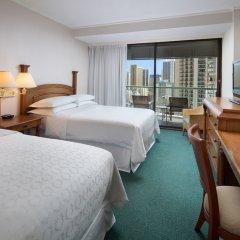 Отель Sheraton Princess Kaiulani комната для гостей фото 5