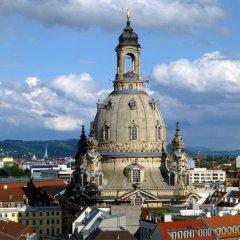 Отель Bülow Residenz Германия, Дрезден - отзывы, цены и фото номеров - забронировать отель Bülow Residenz онлайн фото 3