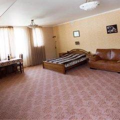 Гостиница Edelweiss комната для гостей фото 2
