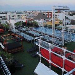 Reina Roja Hotel - Adults Only пляж