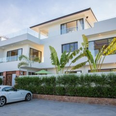 Отель Luxury Villa Pina Colada парковка