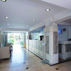 Отель Blue Lagoon Otel Мармарис интерьер отеля