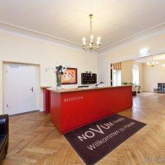 Отель Novum Holstenwall Neustadt Гамбург интерьер отеля