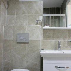 Sakran Otel Турция, Дикили - отзывы, цены и фото номеров - забронировать отель Sakran Otel онлайн ванная фото 2