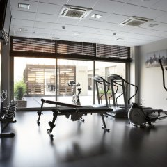 Hotel & Spa Villa Olímpic@ Suites фитнесс-зал фото 2