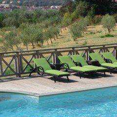 Villa Tolomei Hotel & Resort бассейн фото 3