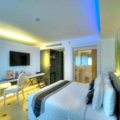 Отель Aspira Skyy Sukhumvit 1 Бангкок бассейн