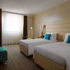 Отель Courtyard Marriott Belgrade City Center Сербия, Белград - 1 отзыв об отеле, цены и фото номеров - забронировать отель Courtyard Marriott Belgrade City Center онлайн комната для гостей фото 5