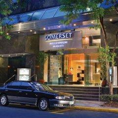 Отель Somerset Millennium Makati Филиппины, Макати - отзывы, цены и фото номеров - забронировать отель Somerset Millennium Makati онлайн городской автобус