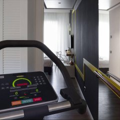 Litoraneo Suite Hotel фитнесс-зал