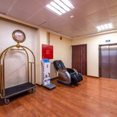 Al Reem Hotel Apartments фитнесс-зал