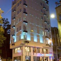 Hotel Grand Liza вид на фасад фото 2