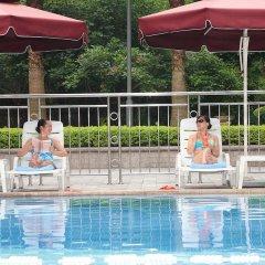 Отель Ramada Plaza Guangzhou бассейн фото 3