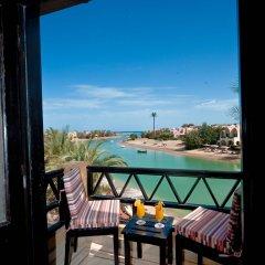 Отель Dawar el Omda балкон