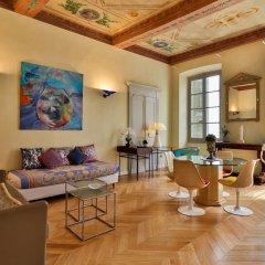 Отель Palais Hongran de Fiana Франция, Ницца - отзывы, цены и фото номеров - забронировать отель Palais Hongran de Fiana онлайн комната для гостей фото 3