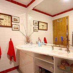 Отель Akicity Nacoes Sky Португалия, Лиссабон - отзывы, цены и фото номеров - забронировать отель Akicity Nacoes Sky онлайн ванная