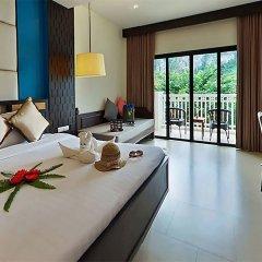 Отель Krabi Tipa Resort комната для гостей фото 8