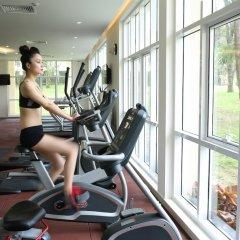 Отель Centara Sandy Beach Resort Danang фитнесс-зал фото 4