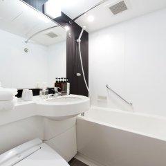 Отель Villa Fontaine Nihombashi Hakozaki Токио ванная фото 2