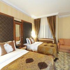 Отель Merit Sahmaran 4* Стандартный номер фото 2