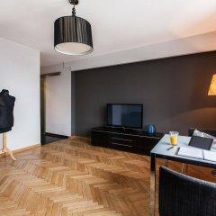 Отель Apartment4you Centrum 2 Польша, Варшава - 1 отзыв об отеле, цены и фото номеров - забронировать отель Apartment4you Centrum 2 онлайн комната для гостей фото 5