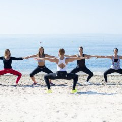 Aguas de Ibiza Grand Luxe Hotel фитнесс-зал фото 4