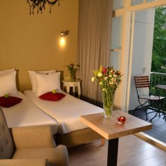 Alp Hotel Amsterdam Амстердам комната для гостей