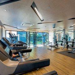 Отель The Nature Phuket фитнесс-зал