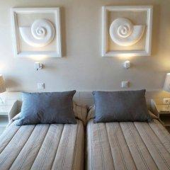 Отель Nontas Hotel Греция, Агистри - отзывы, цены и фото номеров - забронировать отель Nontas Hotel онлайн комната для гостей фото 5