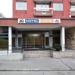 Отель A&O Prague Rhea парковка