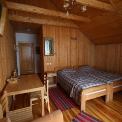 Семейный отель Горный Прутец сауна фото 10