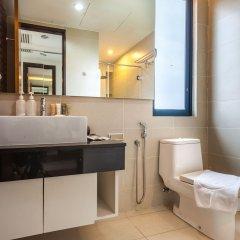 Отель Casa Residency Condomonium Малайзия, Куала-Лумпур - отзывы, цены и фото номеров - забронировать отель Casa Residency Condomonium онлайн ванная фото 2
