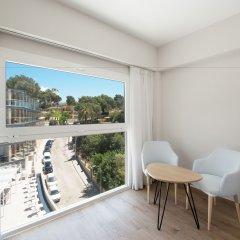 Отель RD Mar de Portals - Adults Only Испания, Кала Пи - 1 отзыв об отеле, цены и фото номеров - забронировать отель RD Mar de Portals - Adults Only онлайн балкон