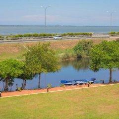 Отель Amora Lagoon Шри-Ланка, Сидува-Катунаяке - отзывы, цены и фото номеров - забронировать отель Amora Lagoon онлайн пляж