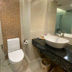 Отель Chaba Cabana Beach Resort ванная фото 2