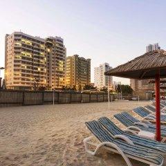 Ramada Beach Hotel Ajman пляж фото 2