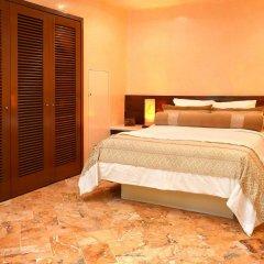 Villas Sacbe Condo Hotel and Beach Club Плая-дель-Кармен комната для гостей